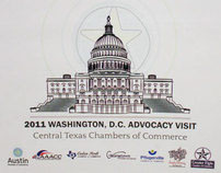 2011 Austin Chamber Washington DC Visit Collaterals