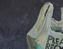 Recycle bag. 2011