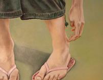 Sandals. 2006