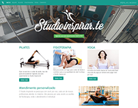 Responsive Web Design: Studio Inspirar.te