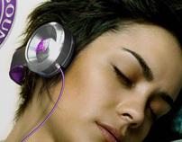 Aero MOS 007 Headphones