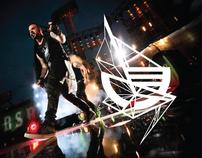 Backstreet Boys Tshirt Graphics - NKOTBSB Tour 2011
