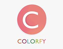 Colorfy - Mobile App