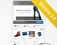 Storemerce - eCommerce WP Theme