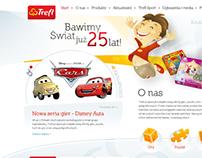Trefl - kids' website - puzzle, games