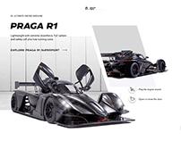 Praga new website