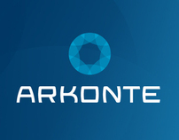 ARKONTE - Branding
