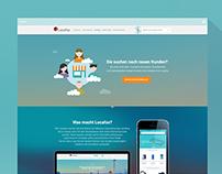 Locafox | New website