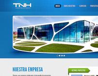 TNH Construcciones Website