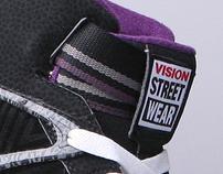 Vision Street Wear - Skate Shoe Crusader Mid