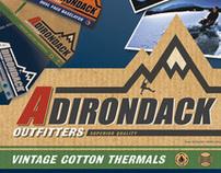 Adirondack Packaging Concept