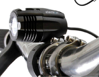 Madison UK and Electron Bicycle Light Terra 2
