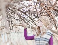 a warm winter's yarn