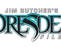 dresden files logo & design
