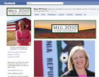 Meg Whitman for Governor 2010