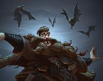 Fabulous Viking Vampire