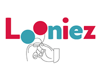Looniez identity design