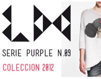 LM/SERIE PURPLE N.09