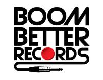 Boom Better Records Logo Remix