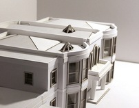 Parkside Architectural Model