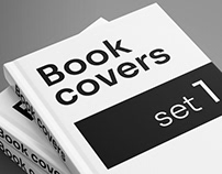 BOOK COVERS set 1