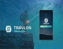 Travlon - Teleportation App