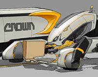 CROWN FLT MK.2