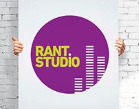Rant Studio logo