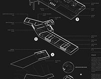 Villa H Architectural Diagram