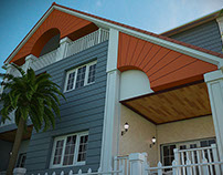 Villa résidentielle Blida par FOXNAS DESIGN