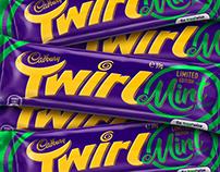 Twirl - Mint