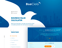 BlueCielo Business Value Calculator