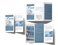 AKEM Brochure Design