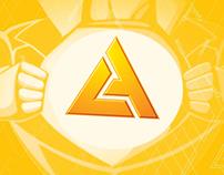 Lege Artis Logo + Web Design