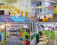 Tổng hợp các khu vui chơi trẻ em trên toàn quốc