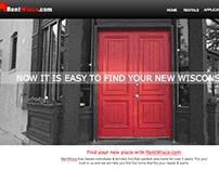 Website Designs for RentWisco.com