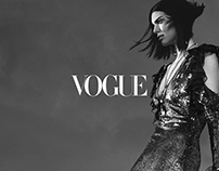 Vogue Re-think Project