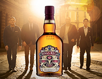 Chivas Regal - Global Campaign