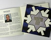 The Pacesetter Event Invitation Branding