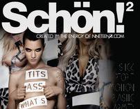 Schön! Magazine Volume 2 - Be Intoxicated!