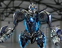 ElektroBot 2008 I Sait Bakırcı