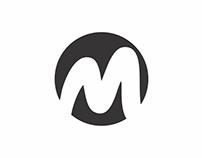 Meggins Logo Branding Art Direction Graphic