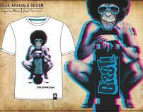 Blast T-shirt Design