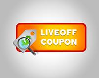 LiveOff Coupon