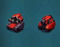 Tanks Design