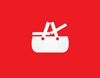 picnic fashion branding and iconography