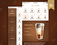 Coffee Time app