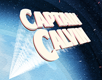 Captain Calvin Book Cover