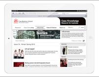 Cass Knowledge Website