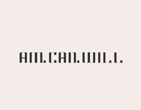 AM. CAN. WILL